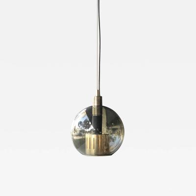 Fontana Arte Modern Fontana Arte Globo Suspension Light by Roberto Menghi Italy 1968