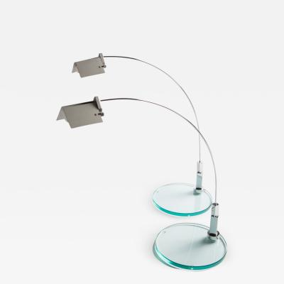 Fontana Arte Pair of Falena Table Lamps by Alvaro Siza for Fontana Arte