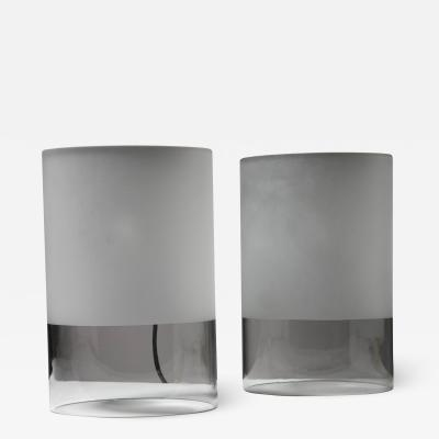 Fontana Arte Pair of Fatua Table Lamps by Guido Rosati for Fontana Arte