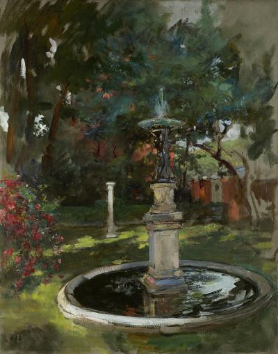 Sir James Jebusa Shannon The Fountain