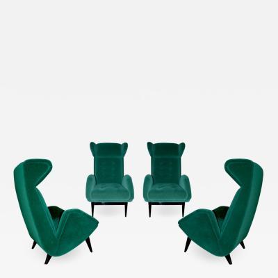 Four Armchairs