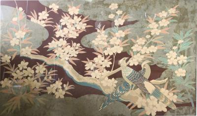 Framed Chinese Wallpaper