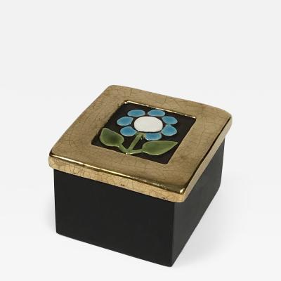 Fran ois Lembo Ceramic Box by Fran ois Lembo