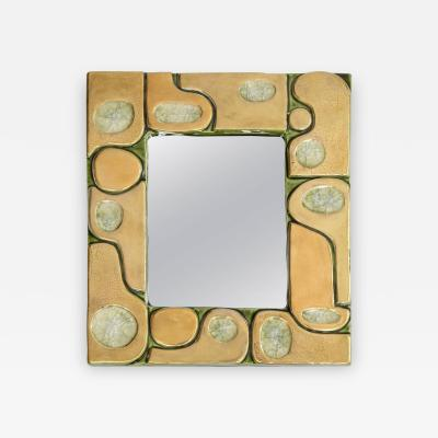 Fran ois Lembo Jeweled Mirror by Francois Limbo