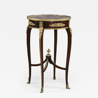 Fran ois Linke A Louis XV Style Table Ambulante