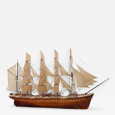 France II Large Model Ship