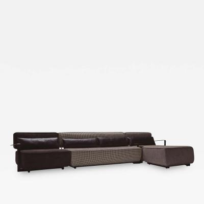 Francesc Rif Kong L Shaped Sofa by Francesc Rif for JMM