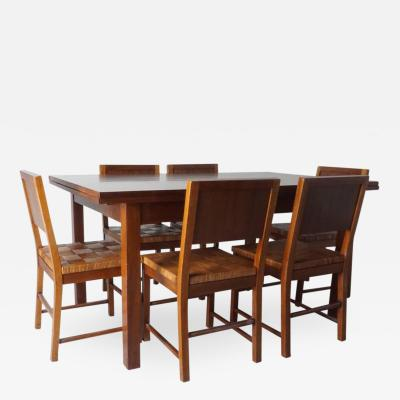 Francis Jourdain Francis Jourdain Dining Set