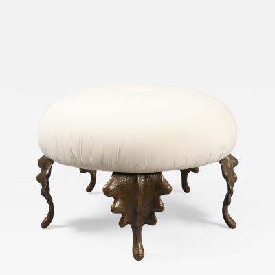 Franck Evennou Large Pouf by Franck Evennou France 2019