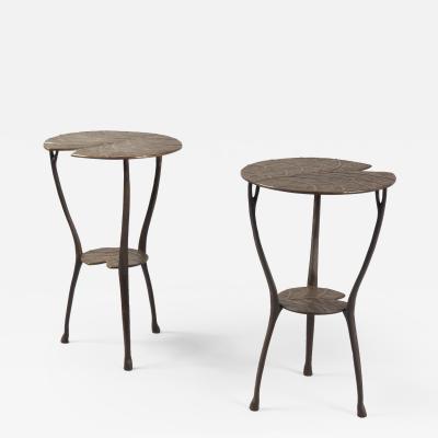 Franck Evennou Waly Side Tables by Franck Evennou France 2019