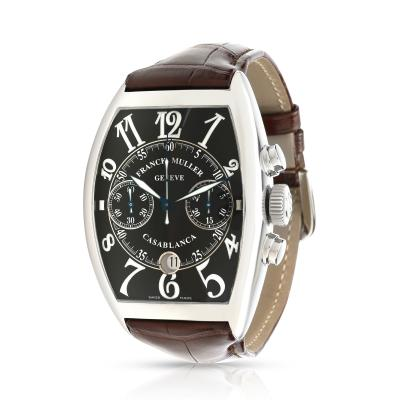 Franck Muller Franck Muller Casablanca 8885 C CC DT Mens Watch in Stainless Steel