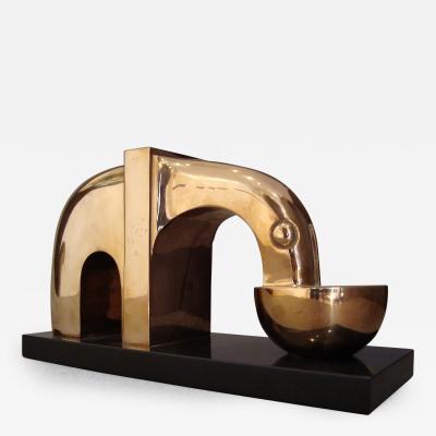 Franco Adami Original Bronze Elephant by Franco Adami