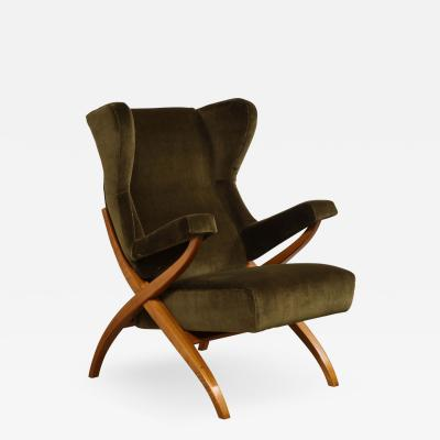 Franco Albini Fiorenza Armchair by Franco Albini for Arflex