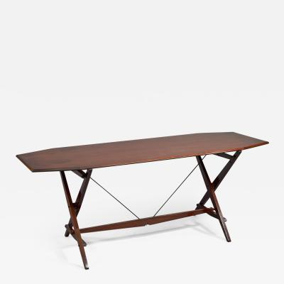 Franco Albini Franco Albini TL 2 Table in Rosewood 1950s