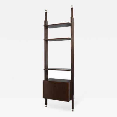 Franco Albini Rare LB7 Bookcase by Franco Albini for Poggi