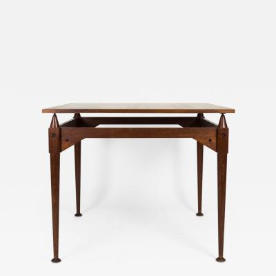 Franco Albini Rare Square TL3 Table for Poggi 1951