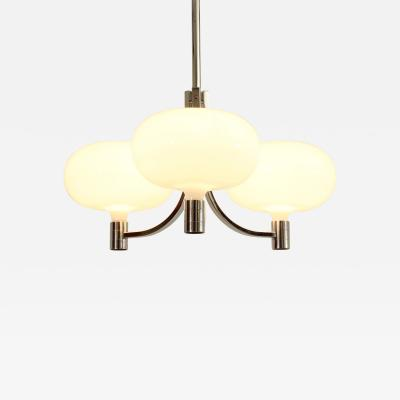 Franco Albini Triple AM AS Chandelier by Franco Albini for Sirrah