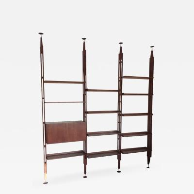 Franco Albini bookcase designed by Franco Albini for Poggi 1955
