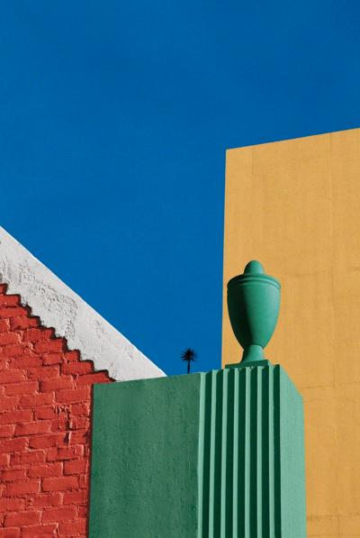 Franco Fontana Los Angeles 1990