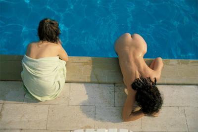 Franco Fontana Swimming pool 1984