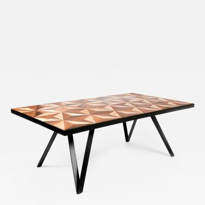 Francois Gustin Four to the Floor Limited Edition Table by Francois Gustin for Spolia