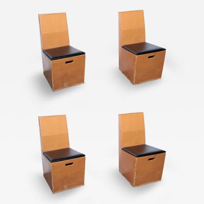 Frank Gehry R23 Sushi Chairs
