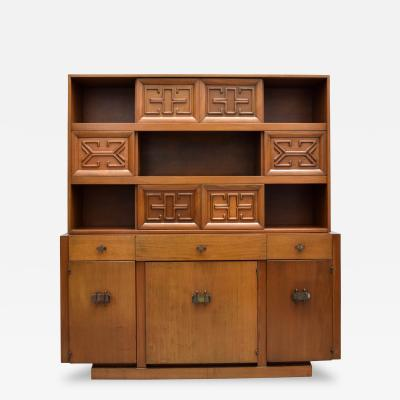 Frank Kyle Cabinet with sliding doors