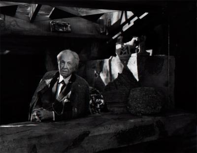 Frank Lloyd Wright 1954