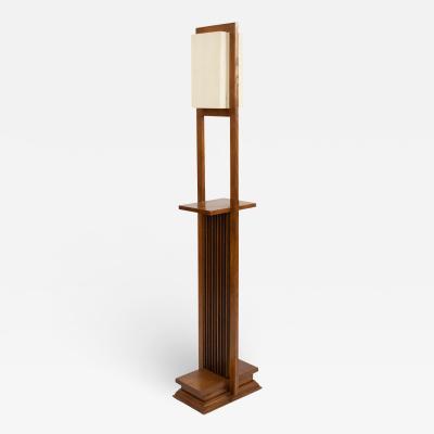 Frank Lloyd Wright American Mission Frank Lloyd Wright Floor Lamp