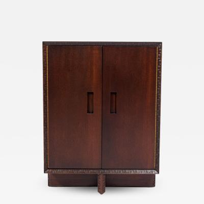 Frank Lloyd Wright FRANK LLOYD WRIGHT TALIESIN CABINET FOR HENREDON