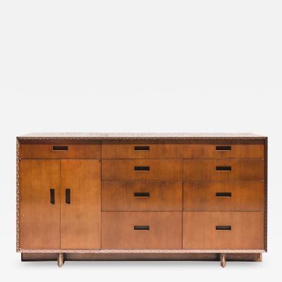 Frank Lloyd Wright Frank Lloyd Wright Taliesin 8 Drawer Sideboard