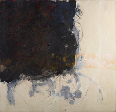 Frank Wimberley Untitled Composition