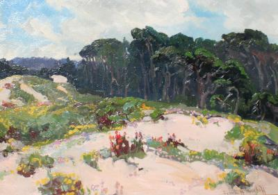 Franz Arthur Bischoff Pebble Beach