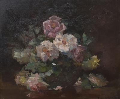 Franz Arthur Bischoff Roses