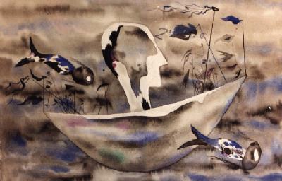 Franz Xaver Bergmann Underwater Voyage