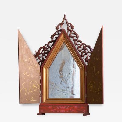 Franz Xaver Unterseher A Tabernacle Mirror