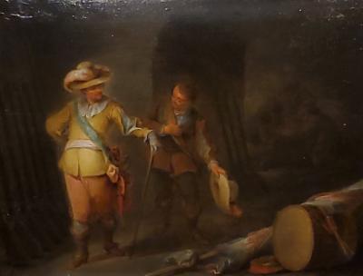 Franz de Paula Ferg Armory Inspection