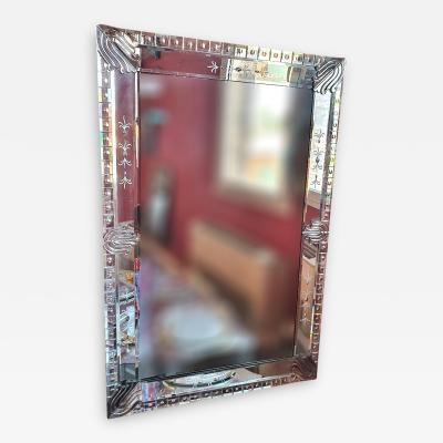 Fratelli Barbini Venetian Mirror Handmade by Fratelli Barbini