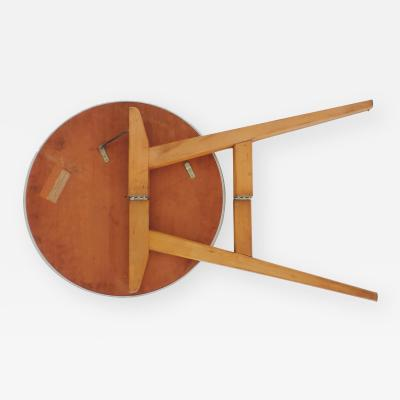 Fratelli Reguitti Folding table by Reguitti attributed to Gio Ponti