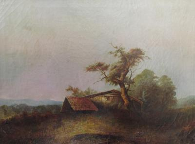 Frederick A Spang The Emigrants Home