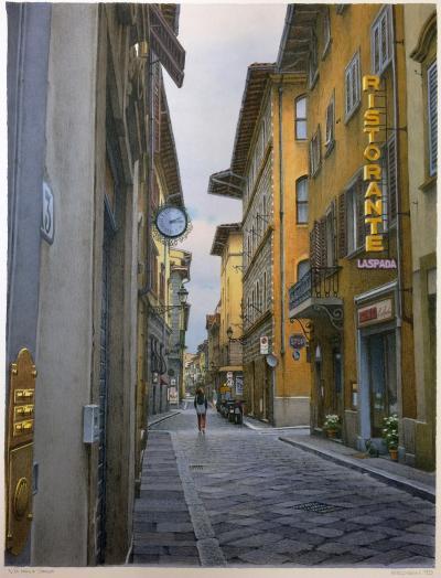 Frederick Brosen Via Della Spada