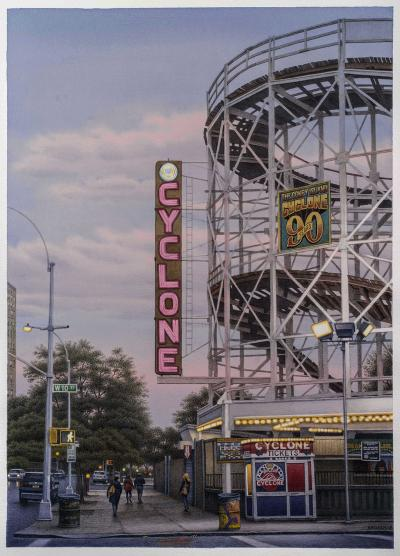Frederick Brosen West 10th Street Coney Island