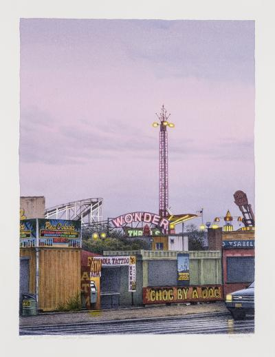 Frederick Brosen West 12th Street Coney Island