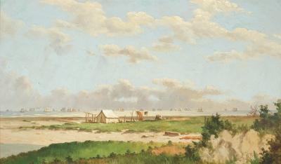 Frederick DeBourg Richards Anglesea New Jersey