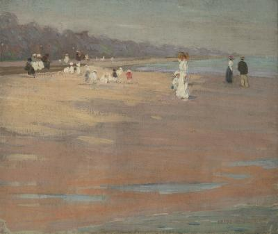 Frederick Frary Fursman Low Tide near taples