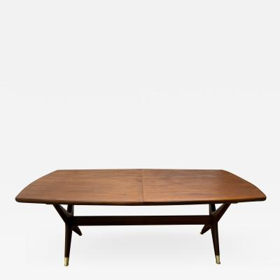 Frederick Kayser Fredrik Kayser Captains Dining Table
