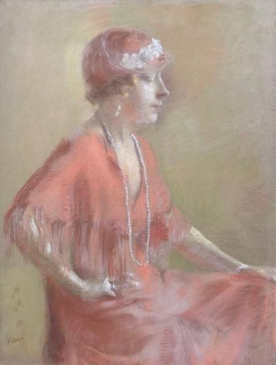 Frederick Theodore Weber Flapper Girl