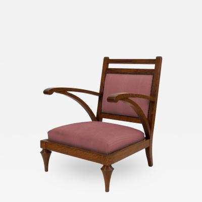 Frederick Victoria Provincial Fire Side Chair