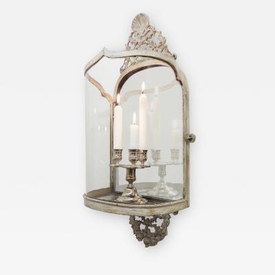 Frederick Victoria Queen Anne Style Wall Lantern