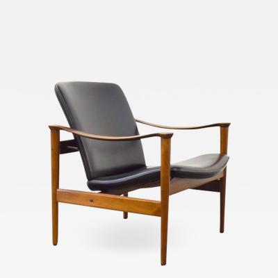 Fredrik Kayser Fredrik A Kayser Rosewood Lounge Chair